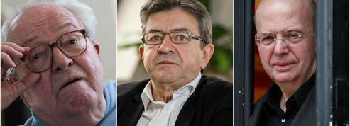 Jean-Luc Mélenchon adoubé par... Patrick Buisson et Jean-Marie Le Pen