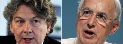 Les ex-ministres de Chirac Breton et Méhaignerie rejoignent Macron