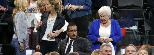 À Bercy, Macron s'entoure d'une myriade de célébrités