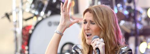 Céline Dion invite un fan à monter sur scène et chante avec lui