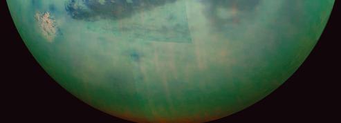 Une explication pour les «îles magiques» des mers de Titan
