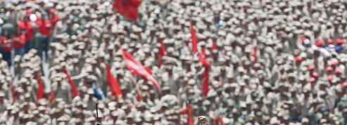 Venezuela : opposition et chavistes se défient dans les rues de Caracas