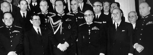 Il y a 50 ans , la dictature des colonels s'installait en Grèce