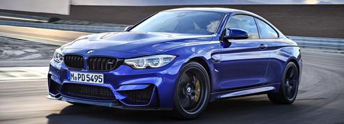 BMW M4 CS, en édition limitée
