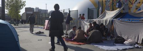 Migrants : la pression monte au nord de Paris
