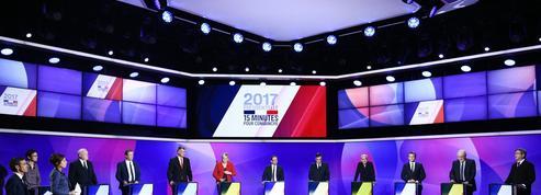 Présidentielle: l'émission de France 2 a été suivie par 4,7 millions de Français