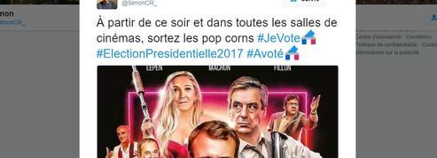 Voici les meilleurs tweets du 1er tour de l'élection présidentielle