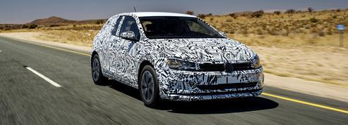 Au volant de la future Volkswagen Polo