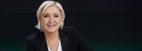 Marine Le Pen se met en congé de la présidence du Front national
