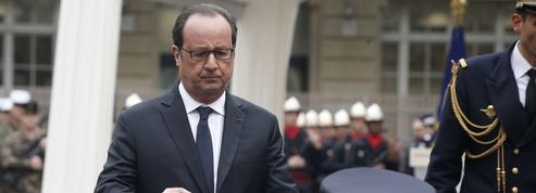 Policier tué : l'éloge très politique de François Hollande
