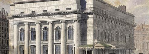 Quand l'Opéra Comique rouvrait (enfin!) ses portes en 1898