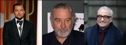 DiCaprio et De Niro enfin à l'affiche d'un film de Scorsese ? C'est bien parti !