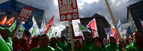 À dix jours du second tour, Bruxelles affiche une Europe sociale