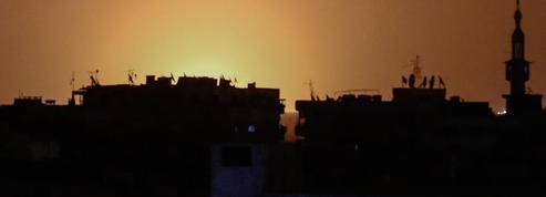 Israël frappe le Hezbollah à Damas
