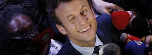Sur quels réseaux s'appuie Emmanuel Macron?