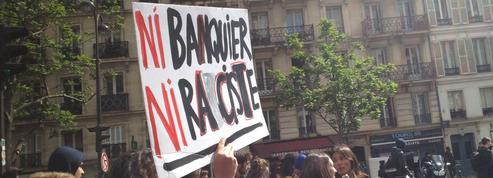 «Ni Le Pen, ni Macron»: lycéens et étudiants parisiens crient leur colère dans la rue