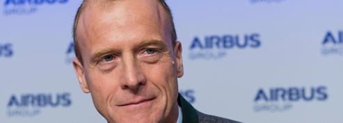Le patron d'Airbus s'emporte contre l'Autriche