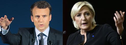 Ce que proposent Marine Le Pen et Emmanuel Macron pour relancer l'économie