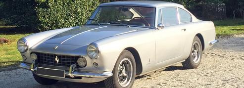 La 250 GTE d'Enzo Ferrari aux enchères