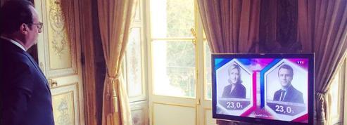 François Hollande : les coulisses d'une photo de fin de règne