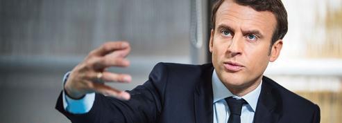 Emmanuel Macronau Figaro :«Je veux réconcilier les Français»