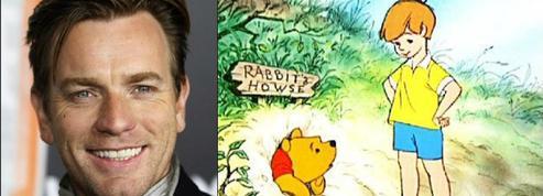 Ewan McGregor jouera dans l'adaptation live de Winnie L'ourson