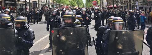 Suivez en direct le défilé du 1er mai place de la République