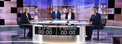 Débat présidentiel : ce qu'il faut retenir de l'affrontement Macron-Le Pen