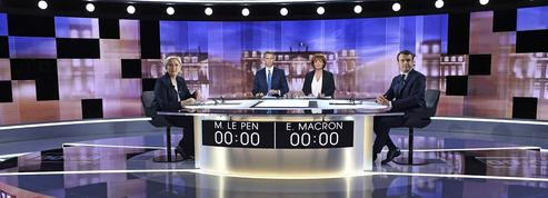Débat présidentiel : les quinze intox de Marine Le Pen et Emmanuel Macron