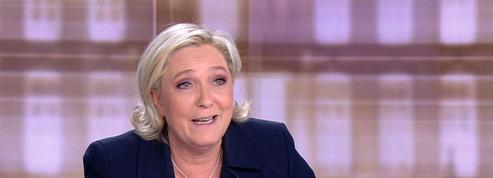 Débat présidentiel : Marine Le Pen à la peine sur l'économie
