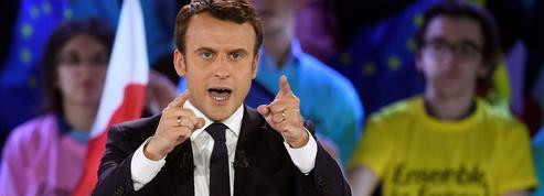 L'essentiel du programme d'Emmanuel Macron
