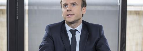 Micro-entrepreneurs: pour stimuler l'activité, Macron prévoit de doubler les plafonds