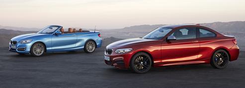 BMW Série 2, à la retouche