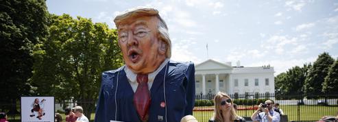 Donald Trump s'enlise dans l'affaire du directeur du FBI
