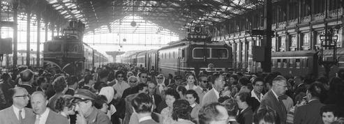 Que savez-vous des six gares parisiennes ?