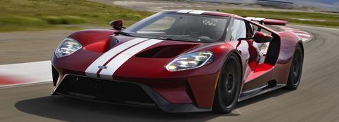 Ford GT : la belle est une bête de course