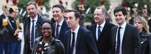 Jacques-Olivier Martin: «Les trois scénarios de la start-up Macron»