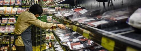 La Chine est devenue le premier importateur mondial de viande