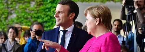 Les plans d'Emmanuel Macron font débat outre-Rhin