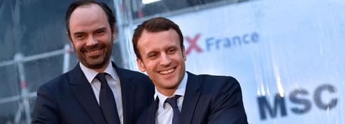 Récemment, Édouard Philippe n'hésitait pas à critiquer Emmanuel Macron