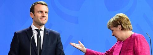Merkel attend maintenant des réformes de Macron