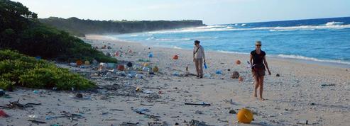 Tous les recoins des océans pollués par le plastique