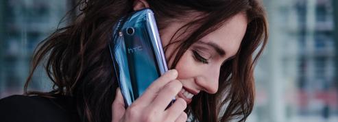 HTC U11, le smartphone qui se presse comme un citron