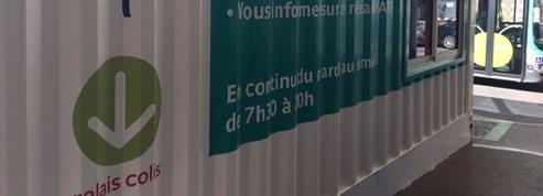 Des gares routières RATP transformées en points de retrait de colis