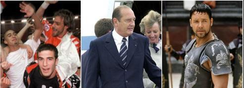 Jacques Chirac, croissance à 3,9% et Gladiator : quand Monaco était sacré… en 2000