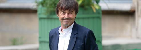 Nicolas Hulot continue de faire baisser EDF en bourse