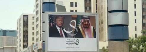 Donald Trump accueilli en héros en Arabie saoudite