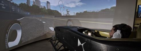 Le simulateur, l'arme secrète de l'écurie DS Virgin Racing