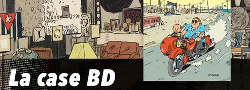 La case BD : Gérard, 5 années dans les pattes de Depardieu ou la vie d'un géant