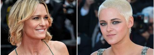 Cannes 2017 : Robin Wright et Kristen Stewart présentent leurs courts-métrages